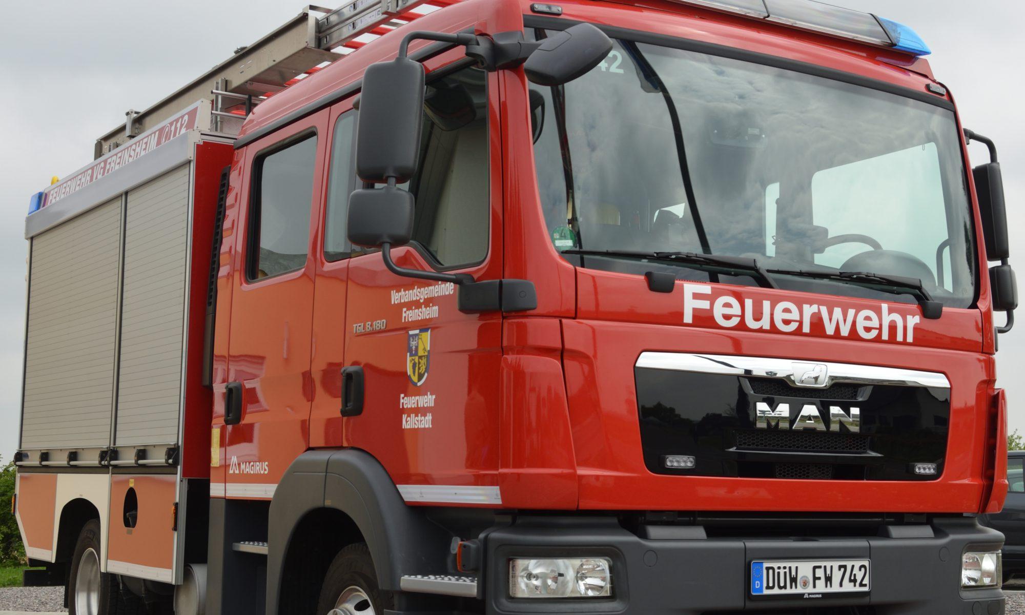 Freiwillige Feuerwehr Kallstadt
